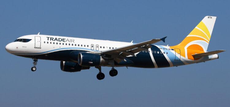 Trade Air bazirao A320 u Ljubljani