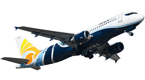 Tradeair_avion