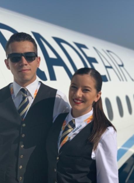 TradeAir-Karijera