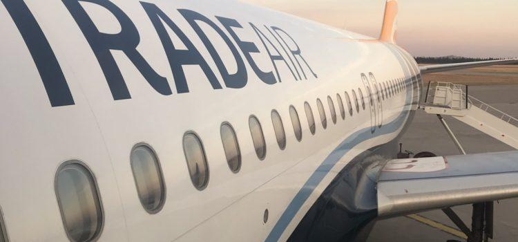 Trip report sa Trade Air domaćih linija